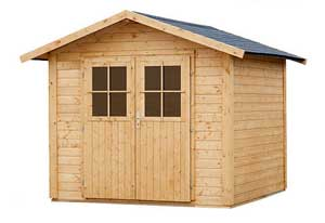 Shed Fitting Greater London - Shed Installation Services