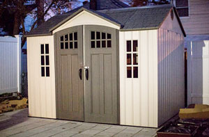 Plastic Sheds Accrington (BB4 and BB5)