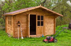 Shed Builders Rugeley (WS15)