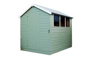 Shed Fitters Rugeley (01889)
